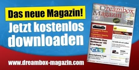 Dreambox Magazin gratis download